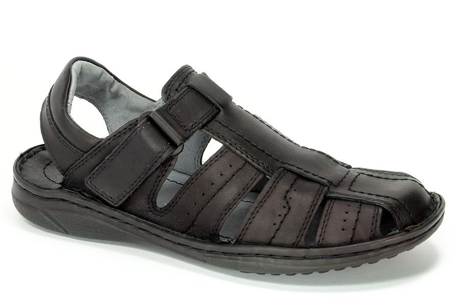 Sandały Riko 785 Baflo Czarne