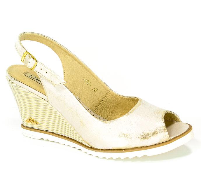 Sandały Libero 9180-100/179