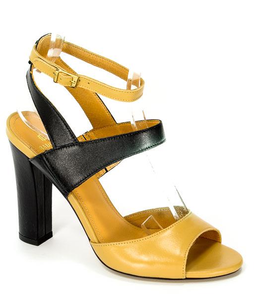 Sandały Badura 4342-69 Beż