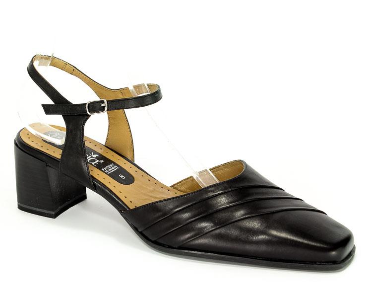 Sandały Caprice 9-9-29901-24 001 Black Prz.
