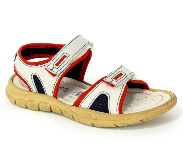 Sandałyi Inblu 5F13HL15 Biały