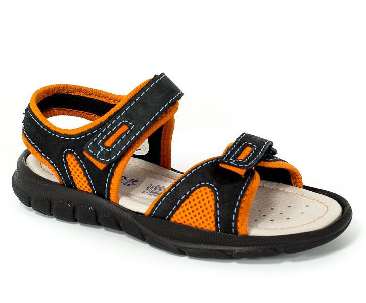 Sandały Inblu 5F13HL17 Czarny