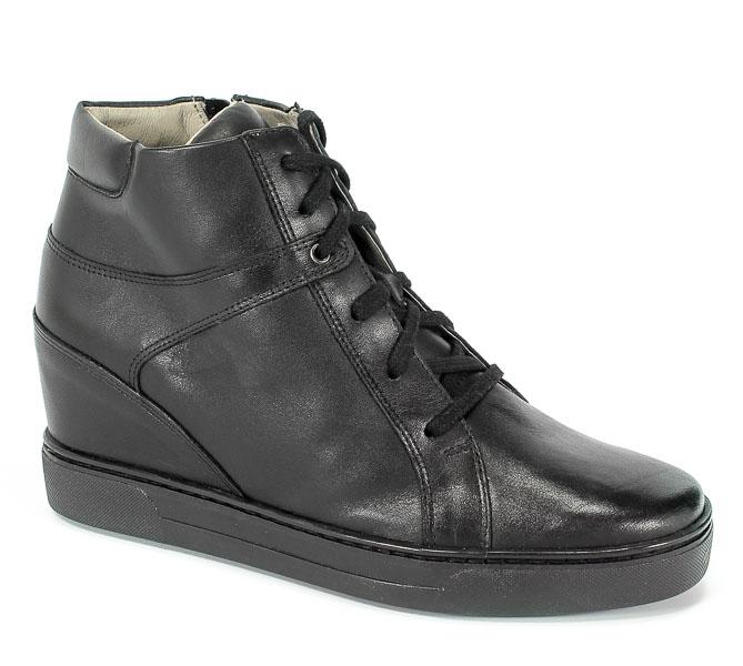 Sneakersy Eksbut 67-4695-155-1G Czarny