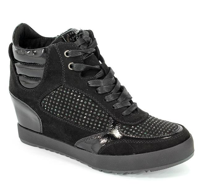Sneakersy Marco Tozzi 2-25239-29 098 Black comb