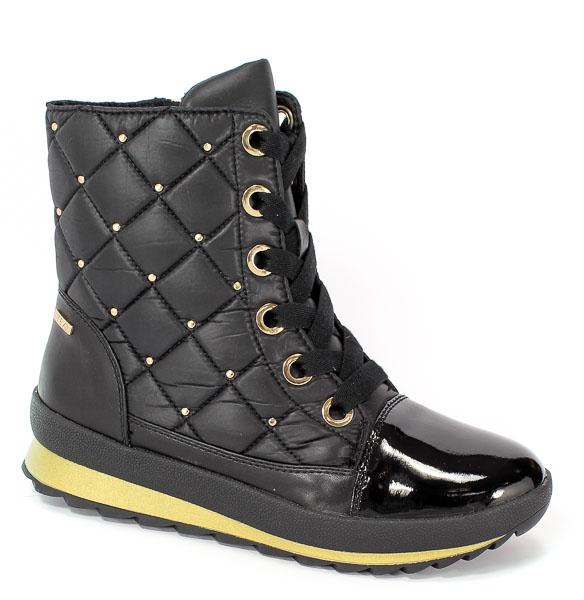 Śniegowce Caprice 9-26204-29 019 Black Comb