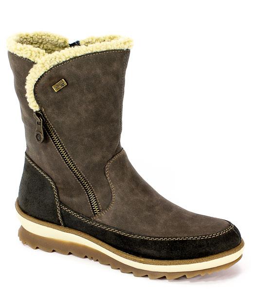 Śniegowcei Remonte R4374-45 Grey Combination