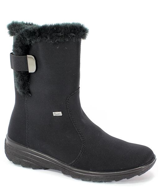 Śniegowce Rieker Z7079-01 Black