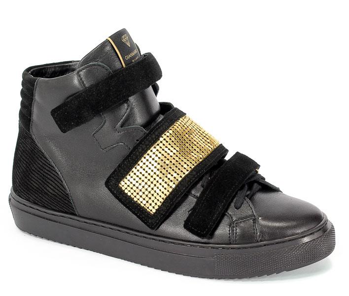 Sneakersy Gianmarko 114/28 Black