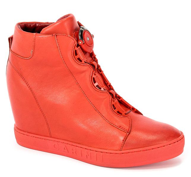 Sneakersy Carinii B4174-H54-000-PSK-B88 Czerwony
