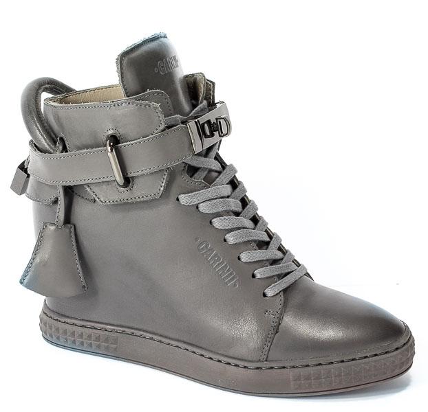 Sneakersy Carinii B3767-I38-000-PSK-B88 Szary