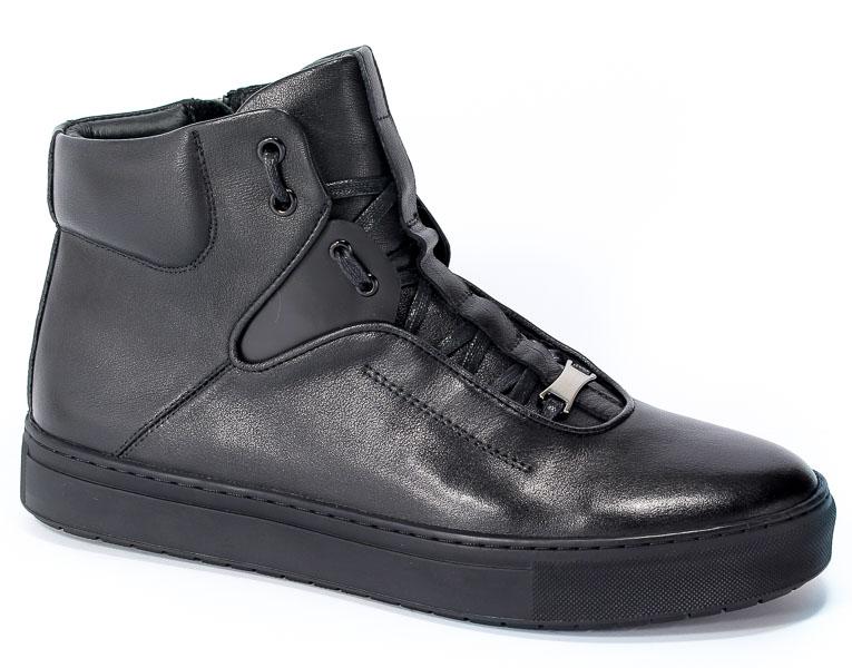 Trzewiki Brooman John Doubare DH85-10-1P Black
