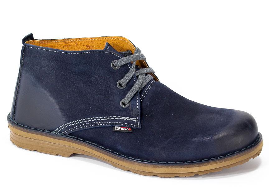 Trzewiki Bukat 174 Jeans