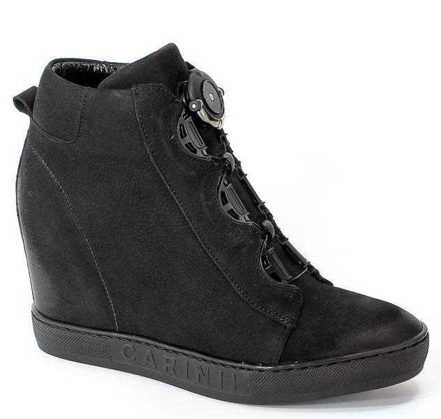 Sneakersy Carinii B4174-360-000-PSK-B88 Czarny
