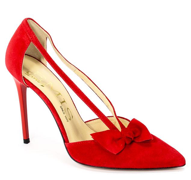 Sandały Emis Z7323/447 Czerwony