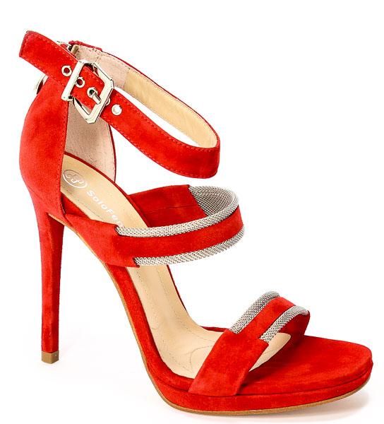 Sandały Solo Femme 80403-01-G13/000-07-00