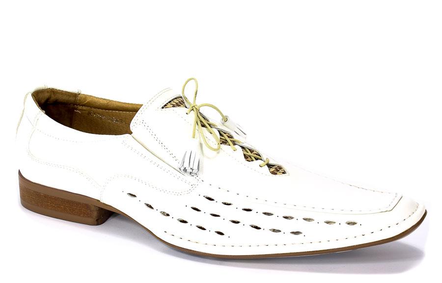 Półbuty Sergio Conte M110-2063-6 White