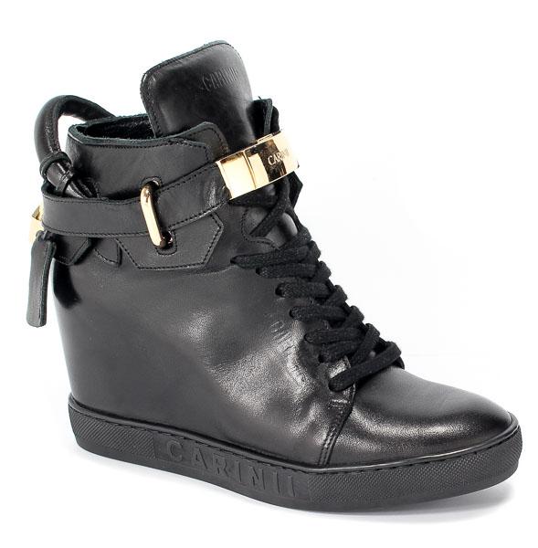 Sneakersy Carinii B3767/K-E50-000-PSK-B88 Czarny