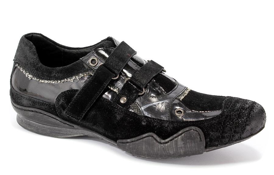 Półbuty Sergio Conte K1301125 Black