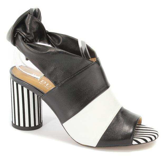 Sandały Badura 7787-69 Czarny