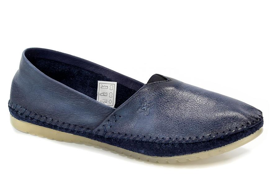 Lordsy Maciejka 01930-17/00-0 Granat Jeans