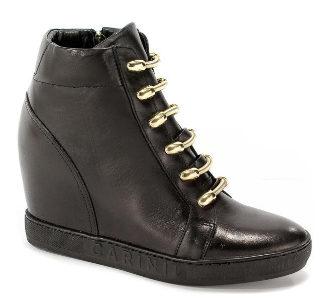 Sneakersy Carinii B4130-E50-000-PSK-B88 Czarny
