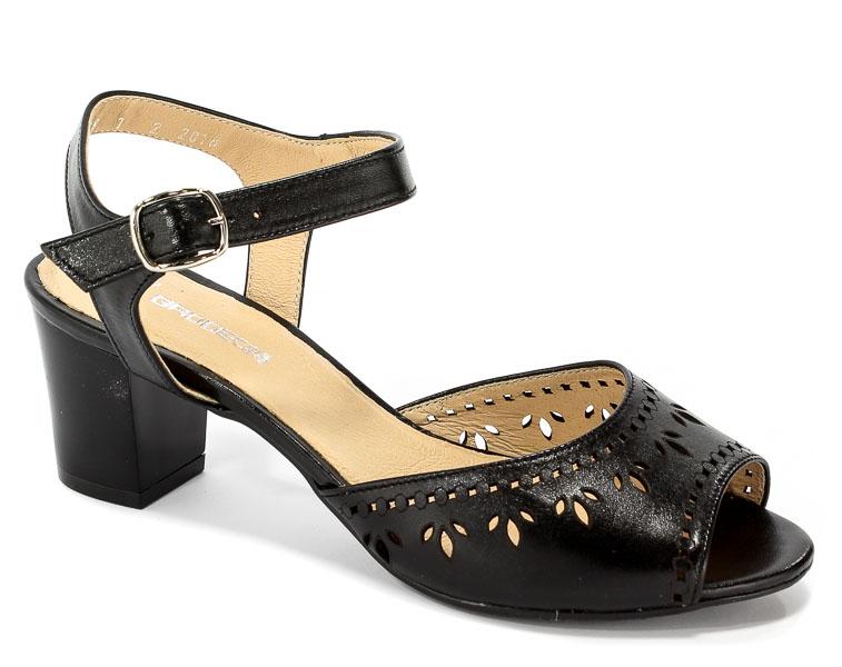 Sandały Grodecki 1160A Czarny