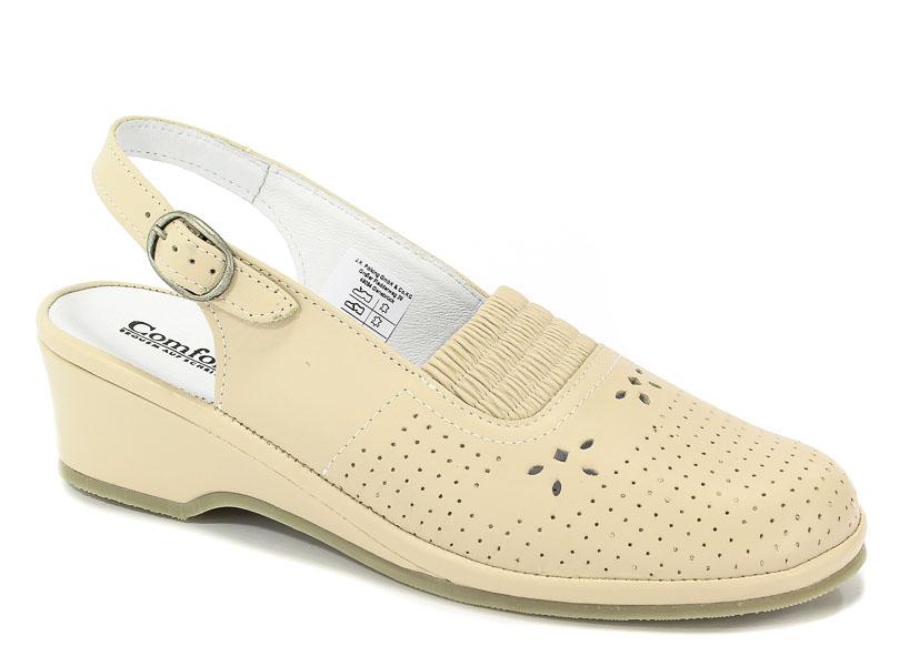 Sandały Comfortabel 720054 Sand