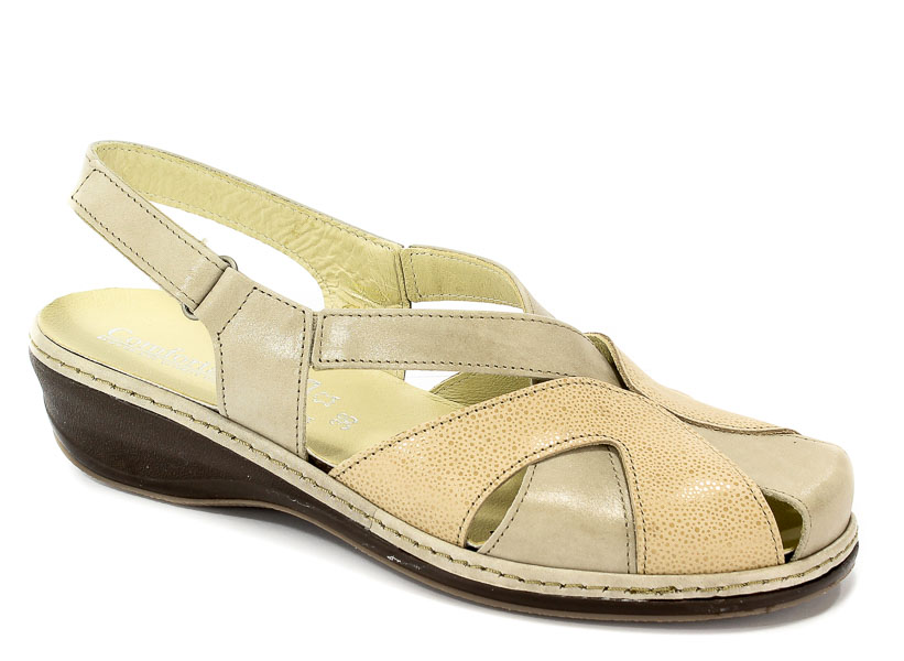 Sandały Comfortabel 720102 Stone