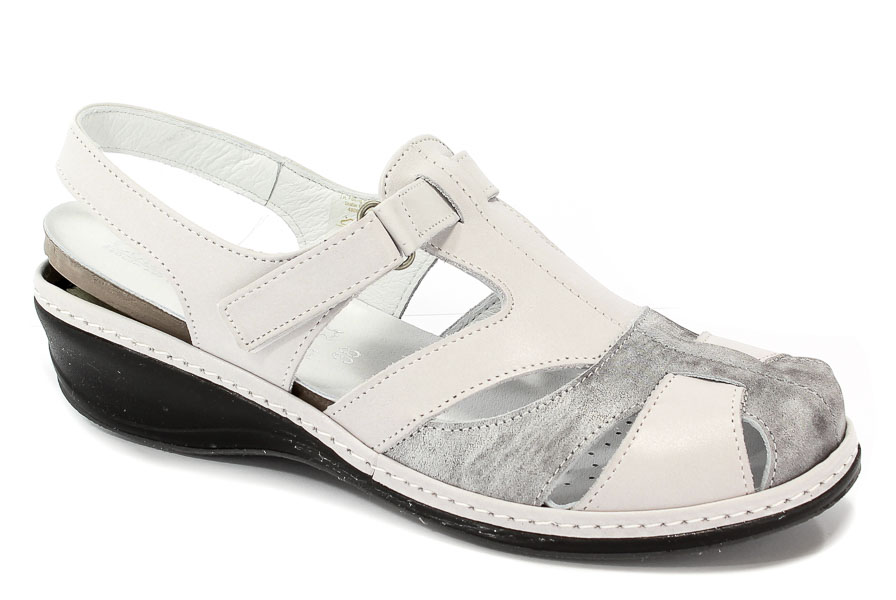 Sandały Comfortabel 720092 Elefant