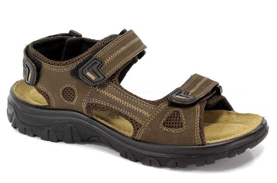 Sandały Marco Tozzi 2-18400-20 303 Mocca Comb