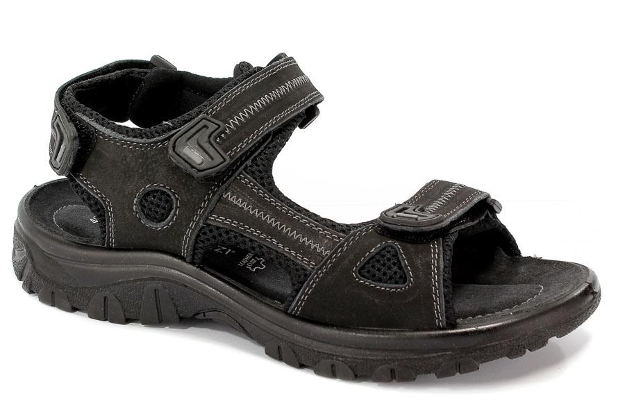 Sandały Marco Tozzi 2-18400-20 098 Black