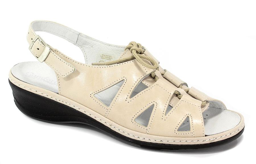 Sandały Comfortabel 710870 Natural