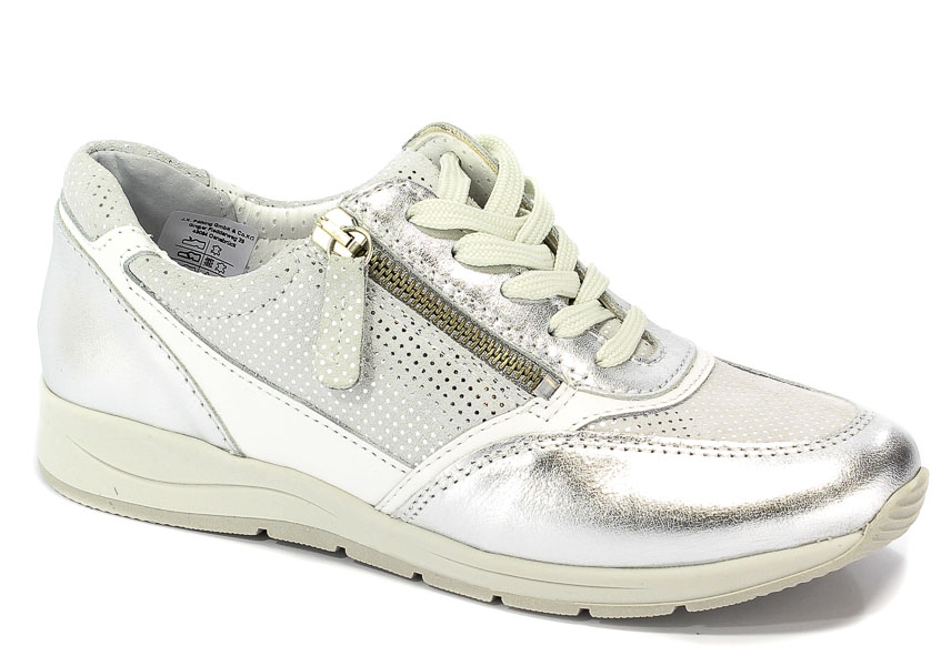 Półbuty Comfortabel 950827 Silber