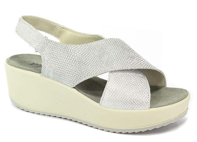 Sandały Imac 107830 16091/018 Silver/Grey