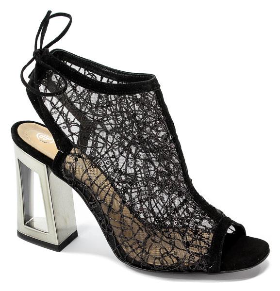 Sandały Solo Femme 60810-11-020/G44-07-00 Czarny