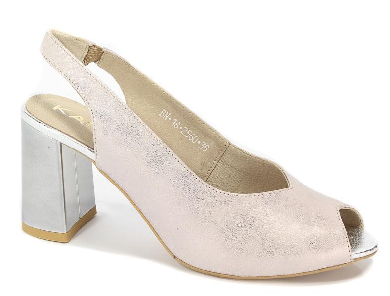 Sandały Karino 2560/071-P Róż