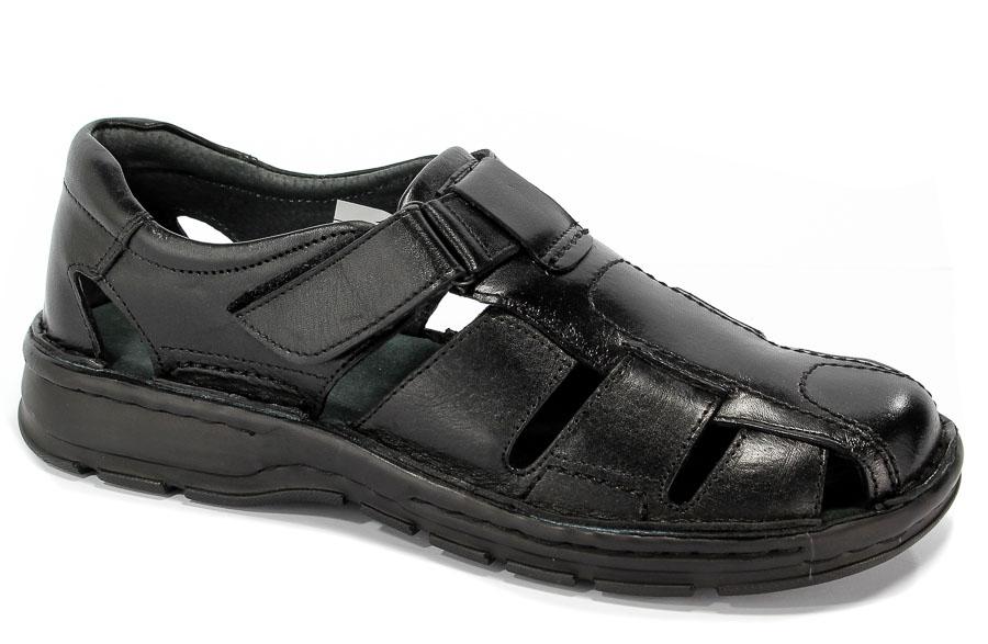 Sandały Comfortabel 620190 Schwarz