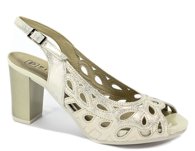Sandały Pitillos 5105 Mar.Oro