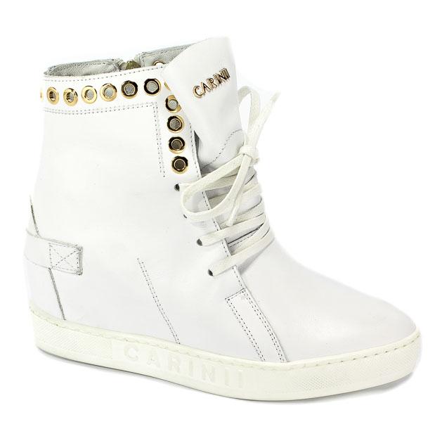 Sneakersy Carinii B4359-G34-000-000-B88 Biały