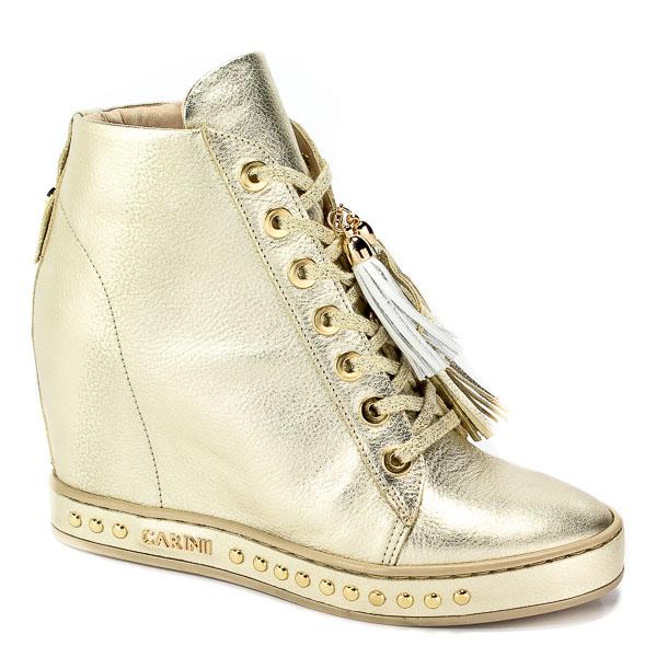 Sneakersy Carinii B4463-L90-000-000-C98 Platyna