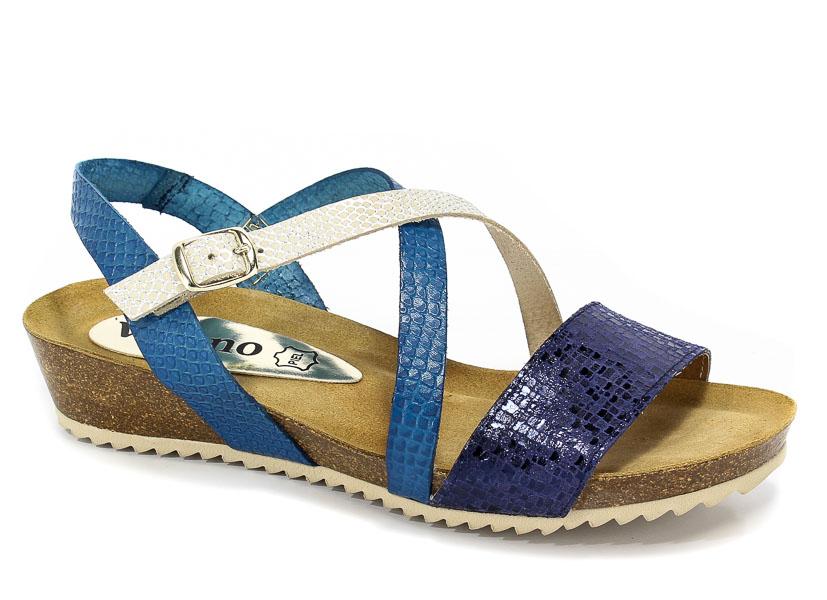 Sandały Verano 2106 Viana Azul