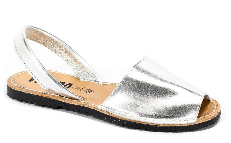 Sandały Verano 201 Plata