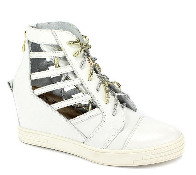 Sneakersy Booci 2222/248 Biały