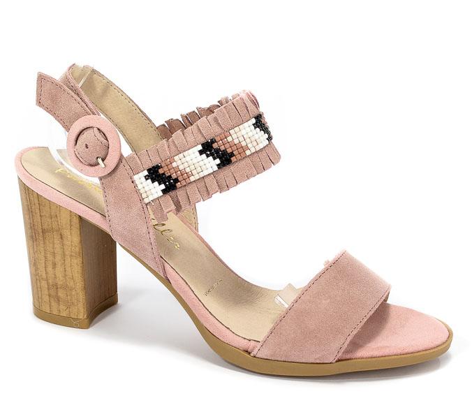 Sandały Patricia Miller 1392 H-241 Sade Rosa