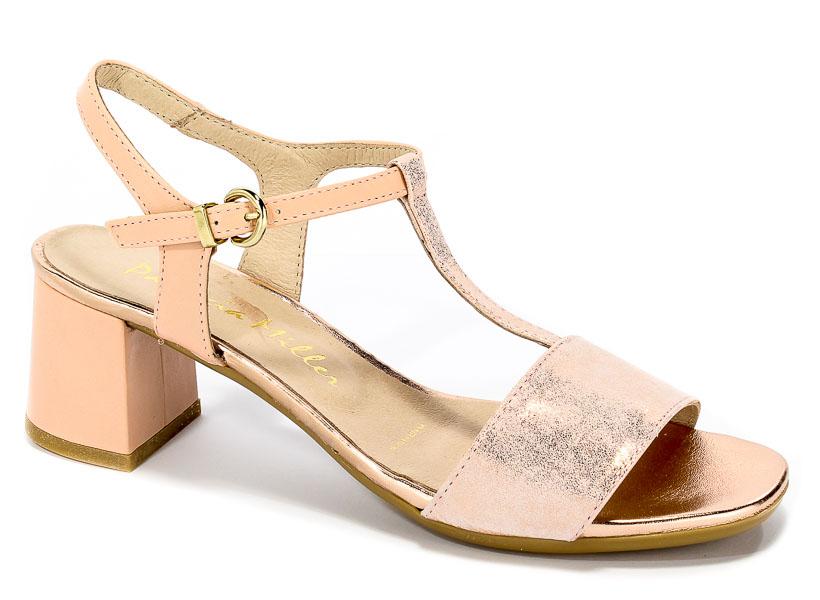 Sandały Patricia Miller 1242 H-945 Marley Rosado