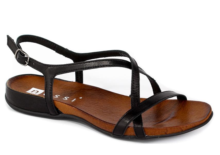 Sandały Nessi 18377 Czarny 32