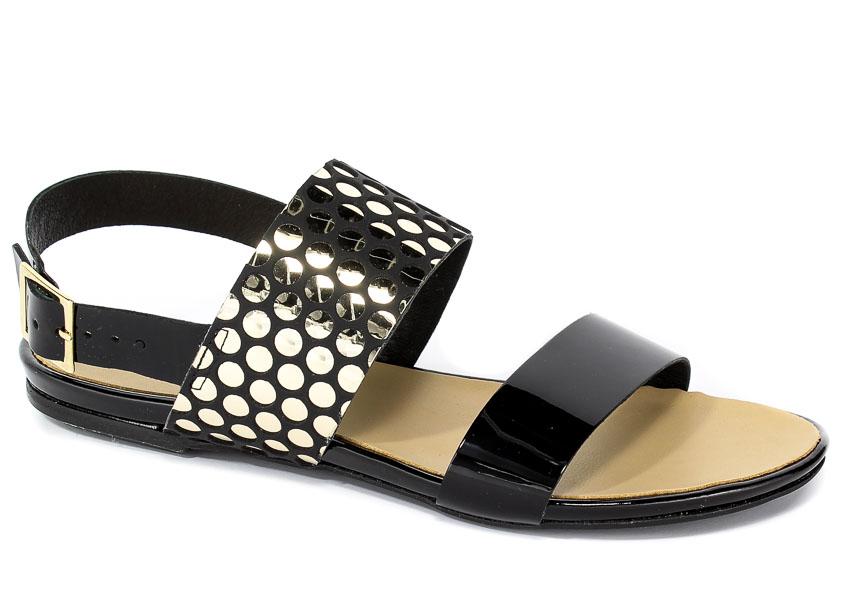 Sandały Maccioni 382 Czarny