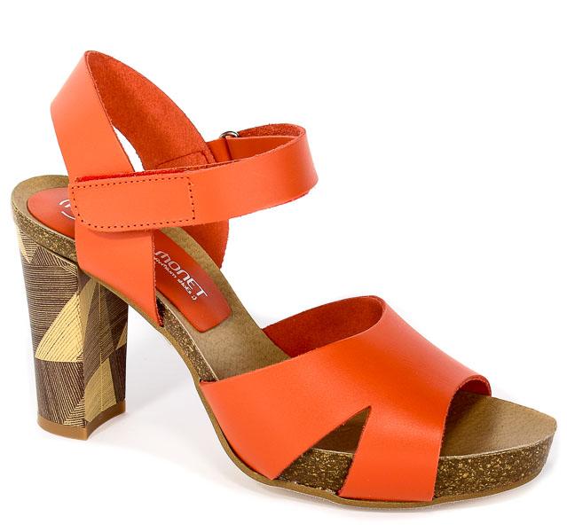 Sandały Pilar Monet 22160 Sadalia Bio Tacon Cimarron