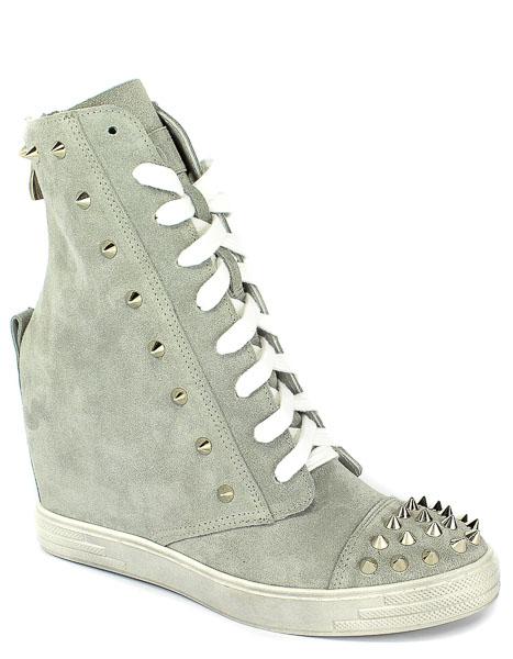 Sneakersy Booci 2222/284/s Szary/z