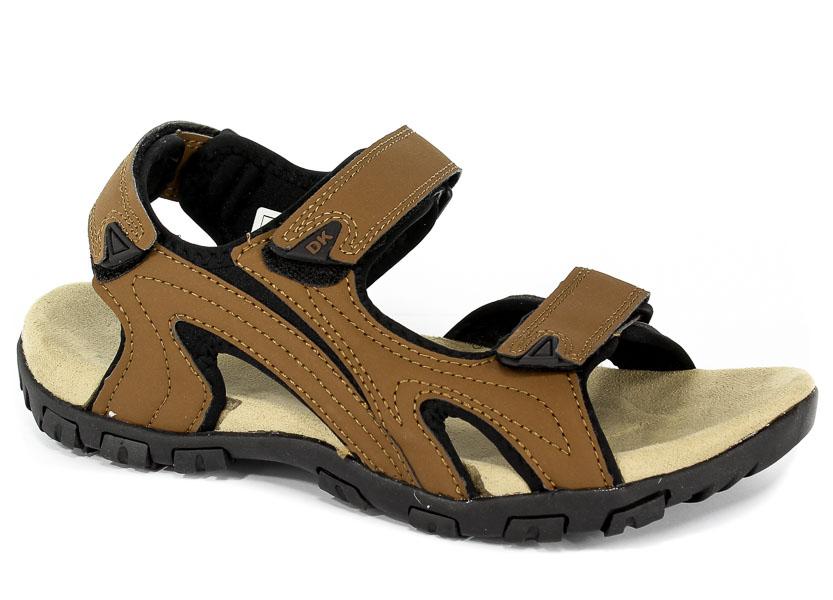 Sandały DK DK03 Brown